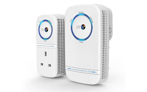 BT 11ac Wi-Fi Home Hotspot Plus 1000 Kit