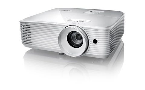 Optoma HD27e Full HD 1080p Projector - Big Screen Entertainment