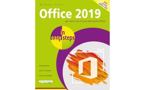 In Easy Steps Books - Office 2019 In Easy Steps