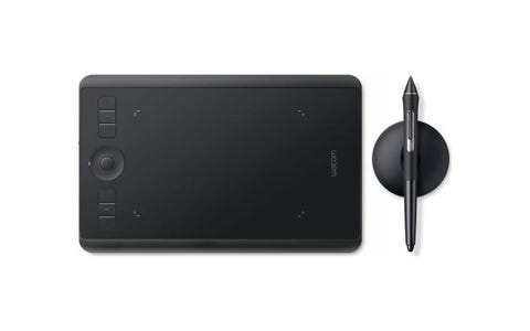 "Wacom Intuos Pro Small 6.7"" Pen Graphics Tablet - Black"