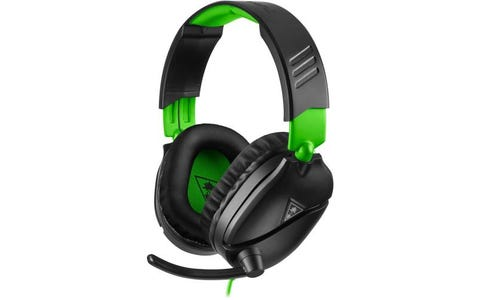 Turtle Beach Recon 70X Gaming Headset for Xbox One- Black & Green