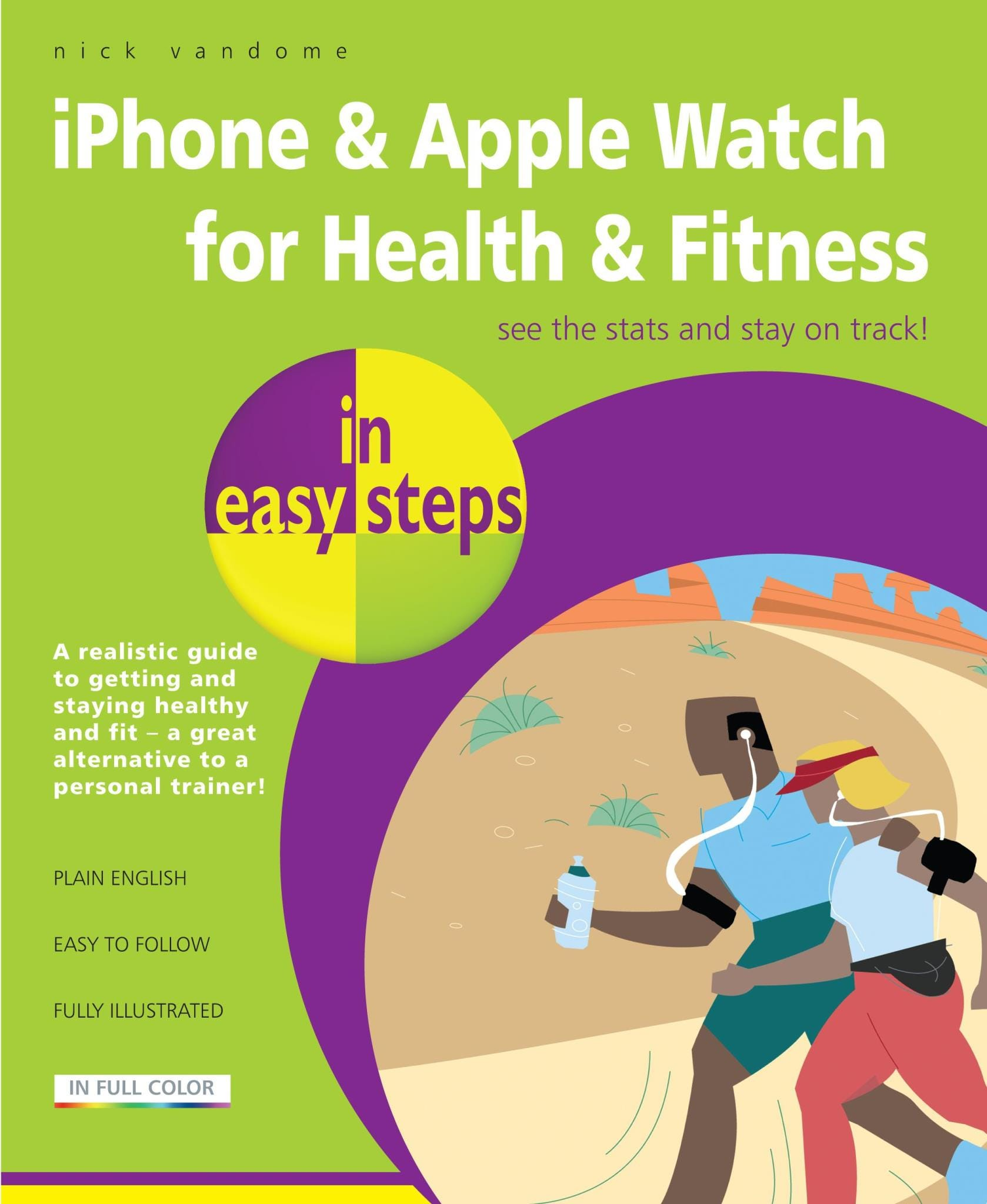 In Easy Steps iPhone    Apple Watch For Health    Fitness In Easy Steps