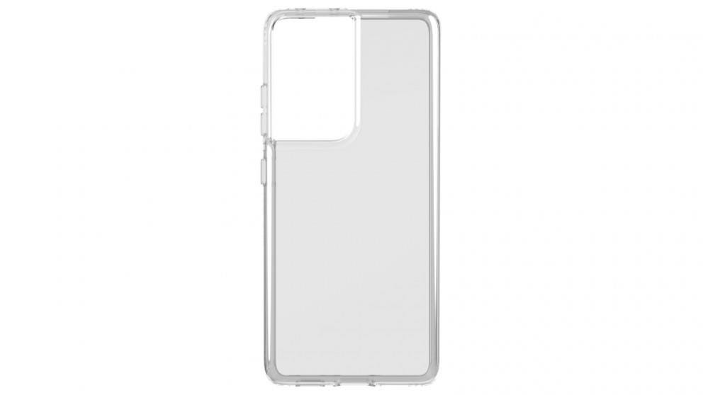Tech21 Evoclear Phone Case for Samsung S21 Ultra - Clear