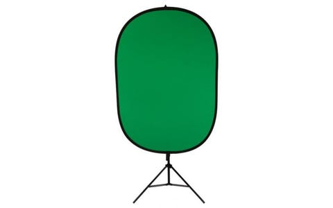 On Stage Green Screen Kit