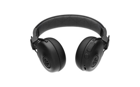 Jlab Studio Wireless Noise-Cancelling On-Ear Headphones - Black