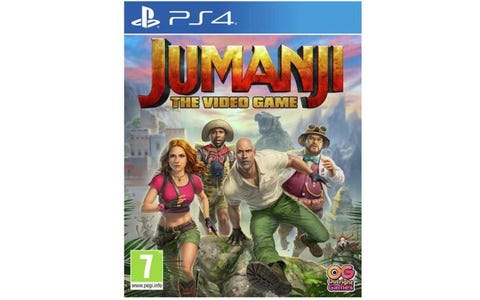 Sony Playstation 4 Jumanji: The Video Game