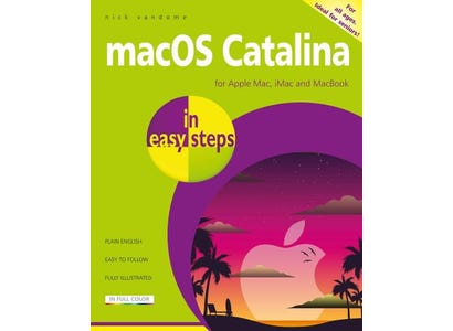 In Easy Steps MacOS Catalina