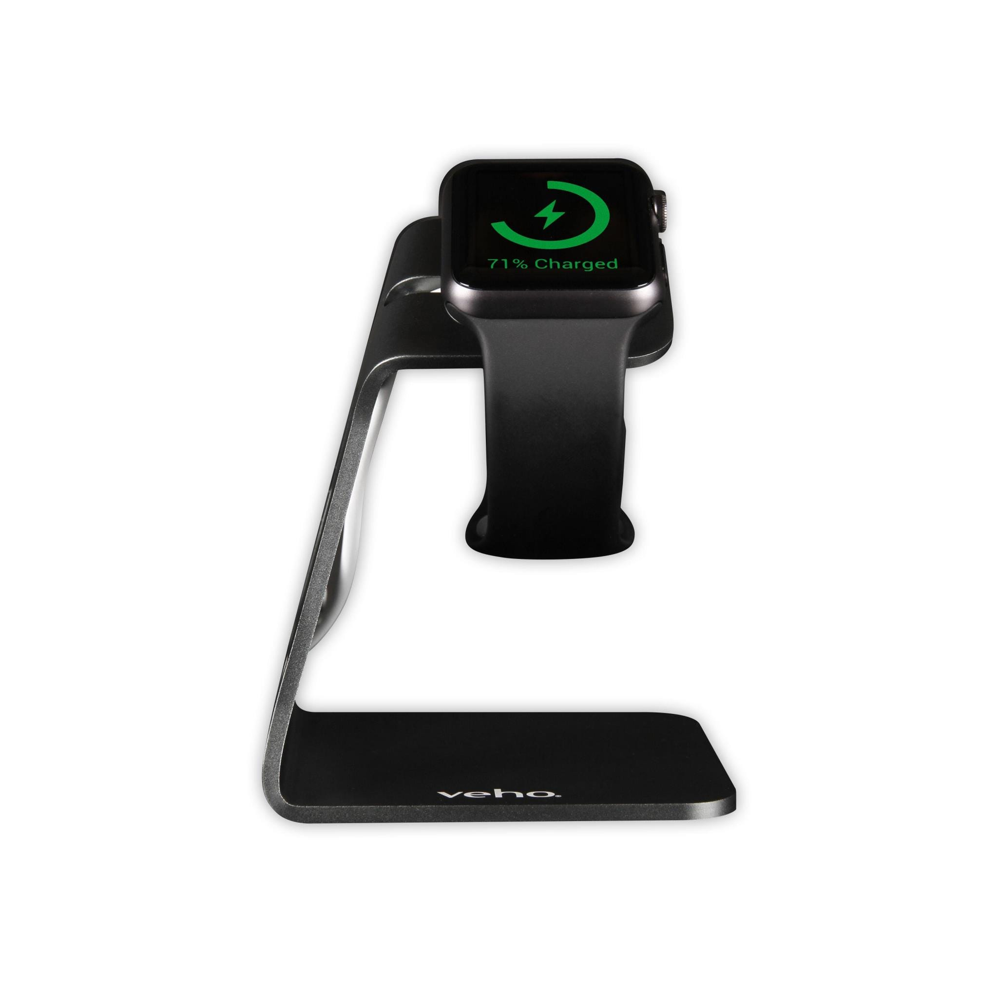 Veho DS-2 Charging Dock/stand/cradle for Apple Watch with Cable Tidy
