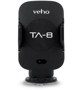 Veho TA-8 Universal In-Car Smartphone Cradle with Built-In Qi Wireless Fast Charging