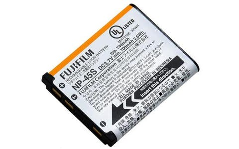 Fujifilm NP-45S Li-Ion Rechargeable Camera Battery