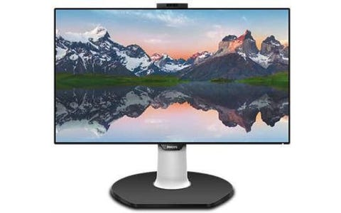 """Philips 329P9H 32"""" 4K Ultra HD IPS LCD Monitor with Webcam - Black"""