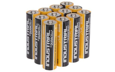 Duracell Plus Power AA Alkaline Battery (Pack of 12)
