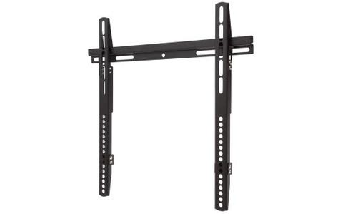 "ProperAV Flat Wall TV Bracket Flat and Curved 32""-55"" - Black"