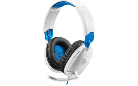 Turtle Beach Recon 70 Gaming Headset for PS4 Consoles - White