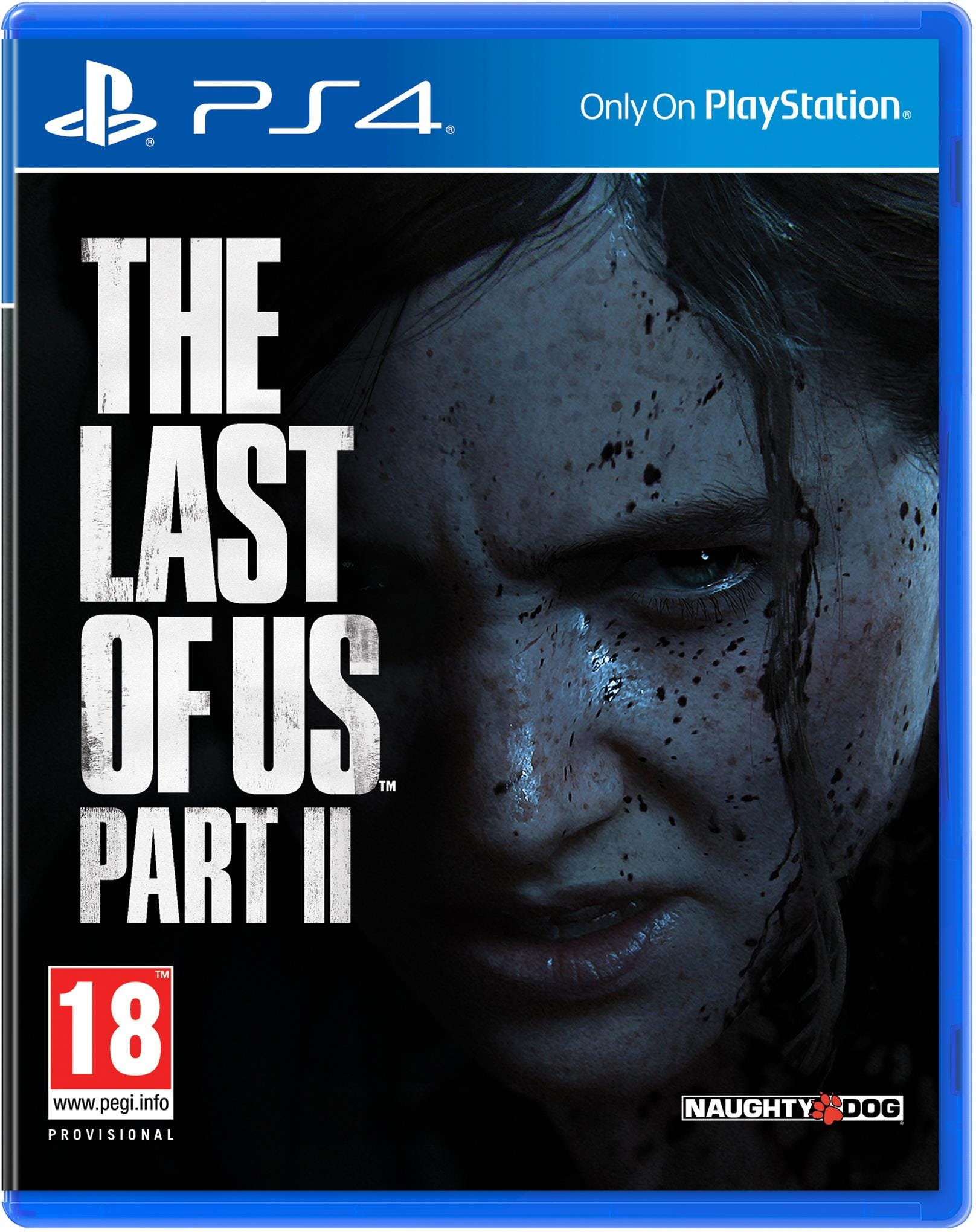 Sony PlayStation 4 The Last Of Us Part 2 Game