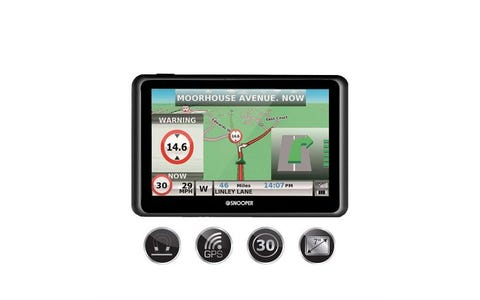 Snooper S6900 Truckmate Satellite Navigation with Active Magnetic Mount