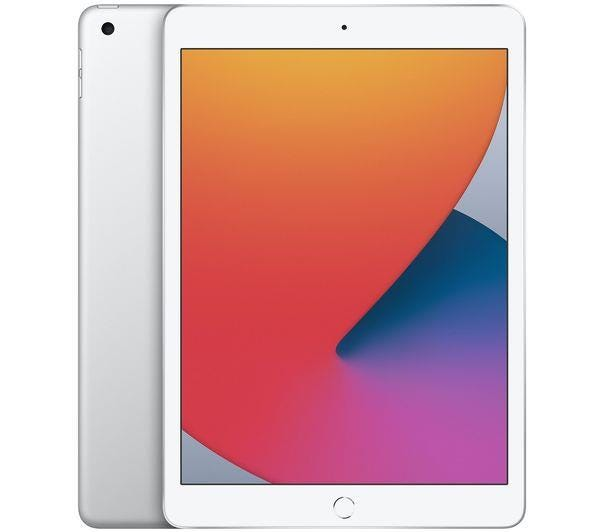 "Apple Wi-Fi 32GB 10.2"" iPad  - Silver"