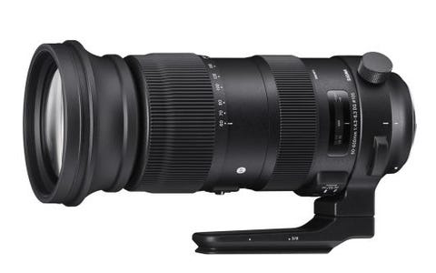 Sigma 60-600mm f/4.5-6.3 DG OS HSM Sport Telephoto Canon Fit Zoom Lens