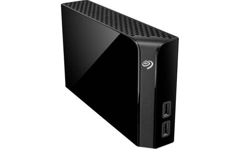 Seagate Backup Plus 6 TB External Hard Drive - Black