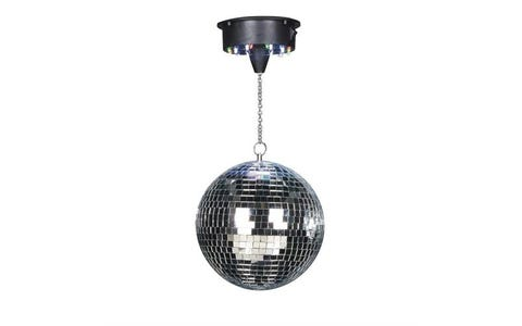 Cheetah (8 inch) Mirror Ball with LED's