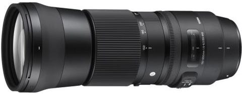 Sigma 150-600mm f/5-6.3 DG OS HSM I C Contemporary Lens (Nikon fit)