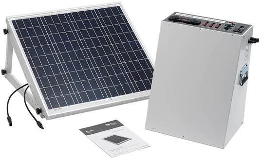 Hubi Solar Power Station 250 Premium