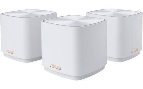 ASUS ZenWiFi AX Mini XD4 Whole Home WiFi System - Triple Pack