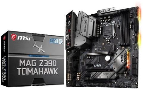 MSI MAG Z390 Tomahawk  Motherboard