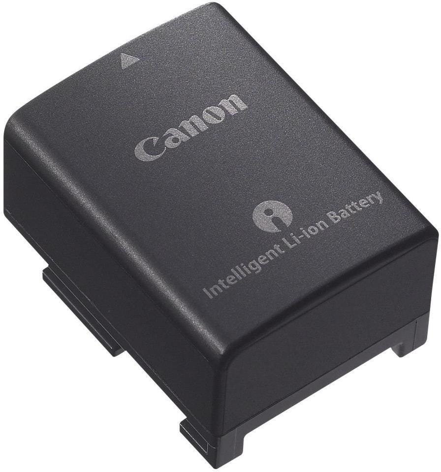 Canon BP-808 Rechargeable Battery Pack for HF G25    FS Series Camcorders
