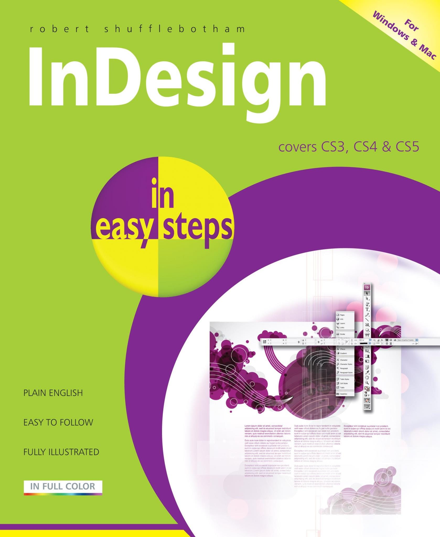 In Easy Steps InDesign CS3-CS5 In Easy Steps