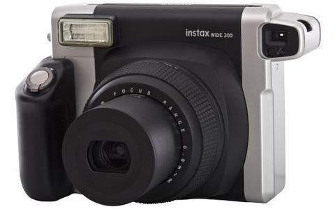 Fujifilm instax 300 Wide Picture Format Camera - inc 10 Pk Film
