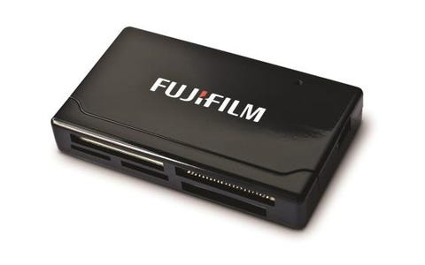 Fujifilm USB Multi SD Card Reader
