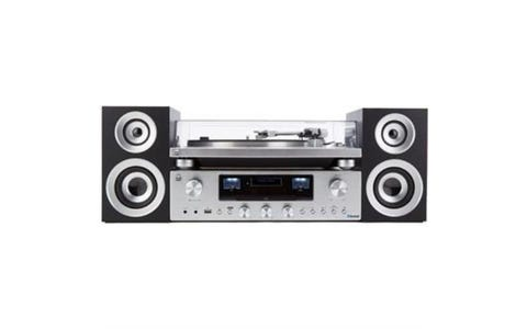 GPO 'Premium Series' PR 100 & 200 Turntable, AMP & Separate Speaker