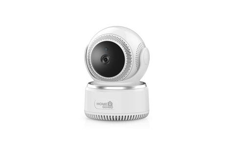 HomeGuard 1080P Pan & Tilt WiFi Camera with Remote Control