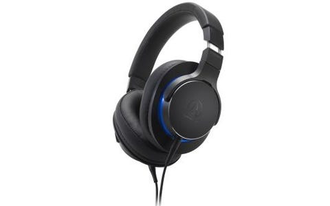 Audio-Technica ATH-MSR7b Over-Ear High-Res Headphones Black