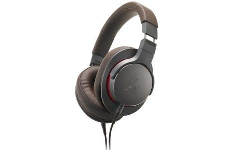 Audio-Technica ATH-MSR7b Over-Ear High-Res Headphones Gun Metal