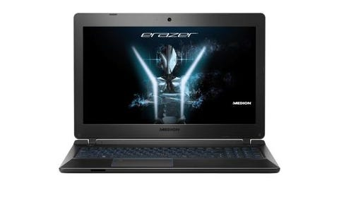 Medion ERAZER P6689 15 Inch i5 8GB 1TB GTX1050 Gaming Laptop
