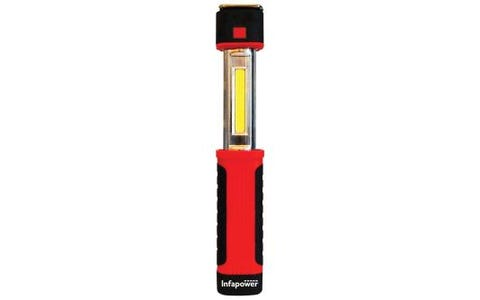 InfaPower 3 in 1 Retractable Emergency Torch inc 4x AAA Batteries