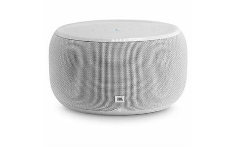 JBL Link 300 Voice Activated Speaker - White