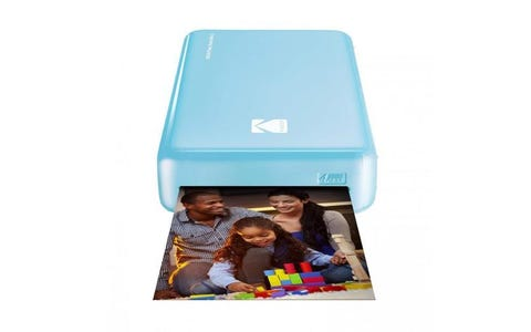 Kodak Mini 2 Instant Printer - Blue
