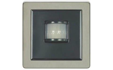 Lightwave Connect Series Wire-Free PIR Motion Sensor - Stainless Steel