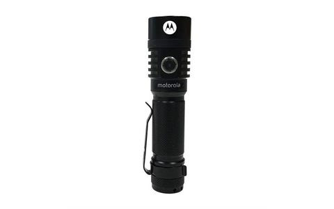 Motorola MR520 ReLED Rechargeable Flashlight with 300 Lumens - Black