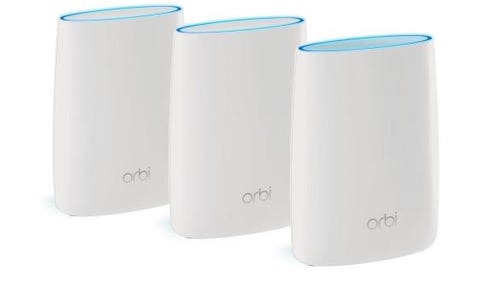 Netgear Orbi Wifi Router & Satellite Bundle