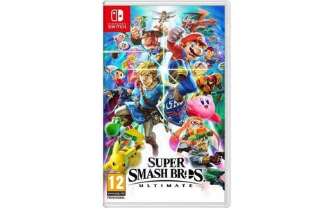 Nintendo Super Smash Bros - Ultimate ( Switch)