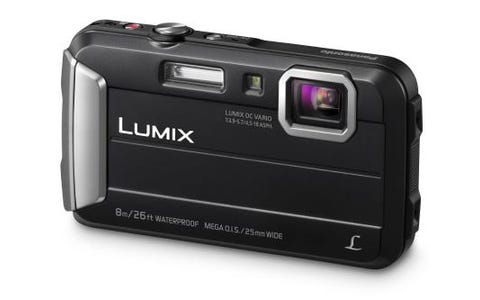 Panasonic DMC-FT30 Camera - Black
