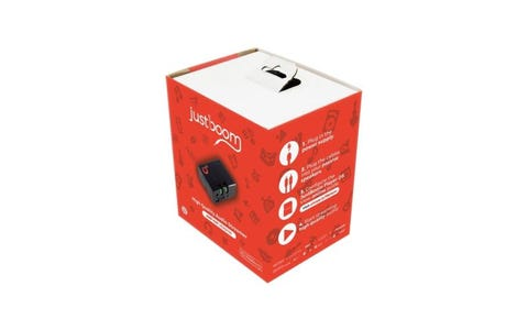 Pi Supply JustBoom Amp HAT Kit