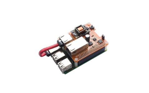 Pi Supply Pi PoE Switch - Power Over Ethernet for the Raspberry Pi