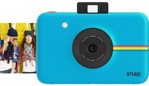 Polaroid Snap with 20 Sheets - Blue