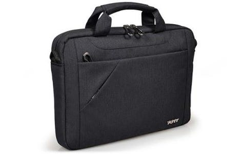 "Port Designs SYDNEY Toploading Notebook Bag 15.6"" - Black"