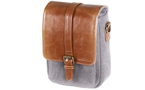 PRAKTICA Heritage Bag - Grey
